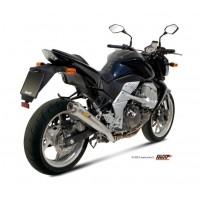 Silencieux MIVV X-Cone inox brossé Kawasaki Z750