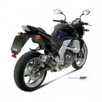 Silencieux MIVV GP carbone Kawasaki Z750