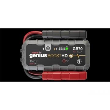 Booster de batterie NOCO GB70 lithium 12V 2000A