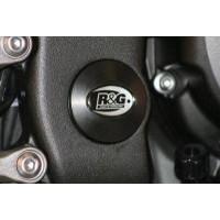 Insert de cadre bas R&G RACING pour YZF-R6 06-17 coté gauche