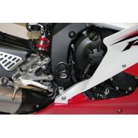 TAMPONS INFERIEURS AERO R&G RACING POUR YAMAHA YZF-R6 '06-17