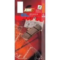 Plaquette de frein avant CL Brake SBK R2361