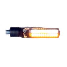 Clignotants LIGHTECH LED arrière avec feux de position + feux stop universel