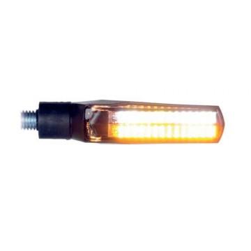 Clignotants LIGHTECH LED avant avec feux de position universel