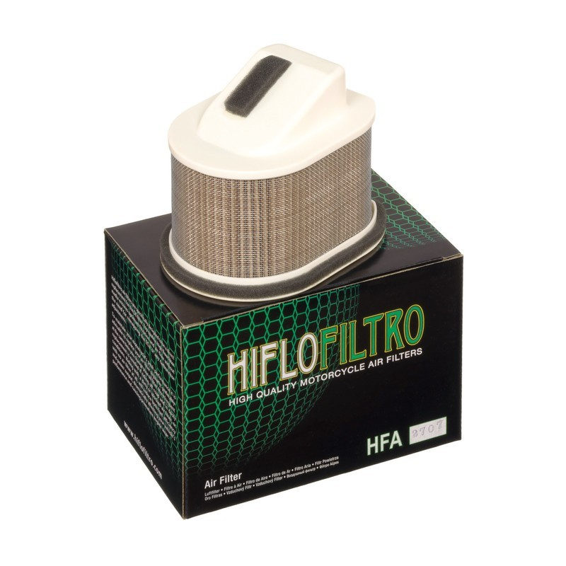 Filtre à air Hiflofiltro HFA2707 Kawasaki Z750/750R/Z1000