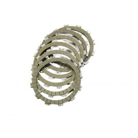 KIT DISQUES GARNIS tecnium POUR YAMAHA YZF1000-R1 09-10