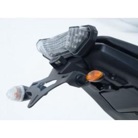 Support de plaque noir R&G Yamaha MT-09, TRACER