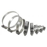 Kit colliers de serrage pour durites SAMCO Yamaha MT-09