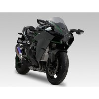 Protection de radiateur YOSHIMURA inox Kawasaki Ninja H2