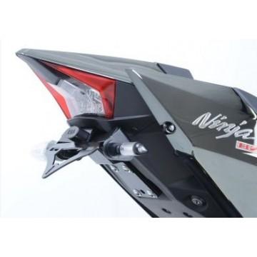 Support de plaque R&G RACING Kawasaki H2