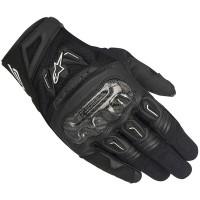 Gants Alpinestars SMX-2 Air Carbon V2 coloris noir