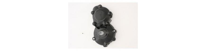 Protection carters moteur