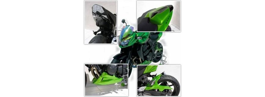 Habillage moto