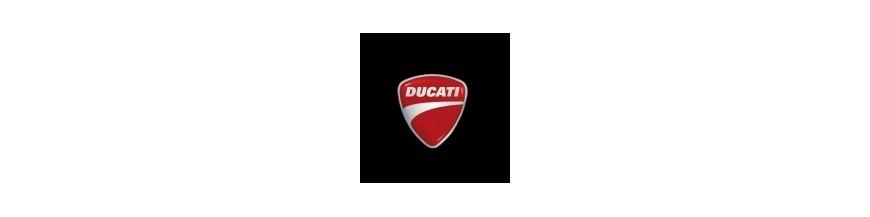 Capot de selle Ducati