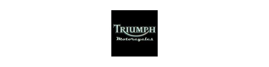 Capot de selle Triumph