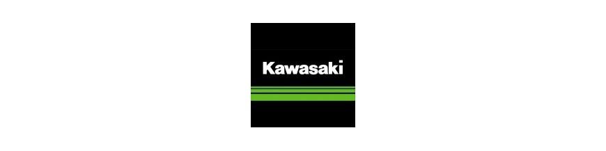 Passage de roue Kawasaki