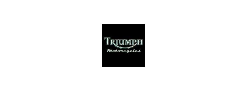 Ecopes de radiateur Triumph