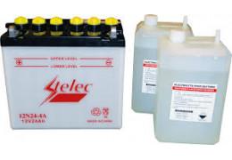 Loi concernant les batteries acides